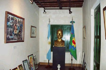 Casa Natal Eva Perón