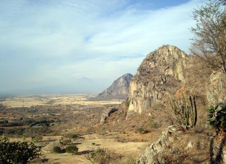 chalcatzingo-cerro