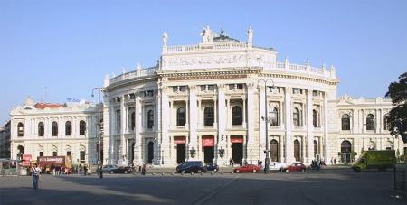Burgtheater en Viena