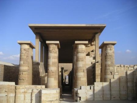 Pirámide de Djoser