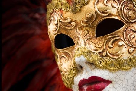 Que es necesario untar a la persona después de la máscara