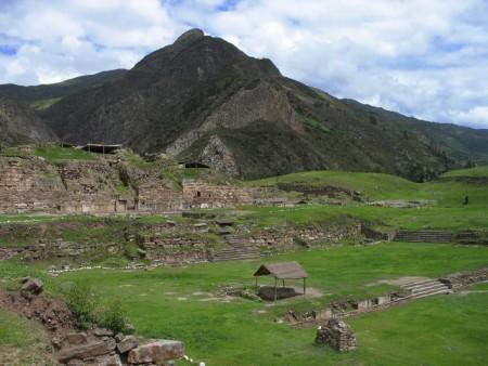 Monumento Arqueológico Chavín de Huántar. Foto tomada por Sharon odb
