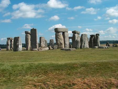 Las rocas que conforman el Stonehenge