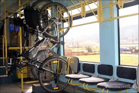 Viajar con la bicicleta