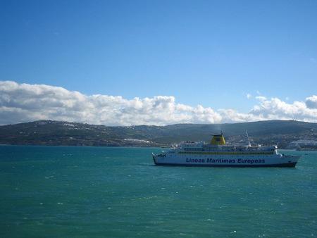 Ferry Mediterráneo