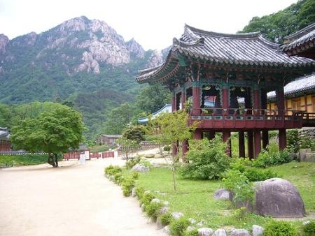 Parque Nacional Seoraksan