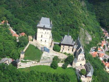 Castillo Karlstejn
