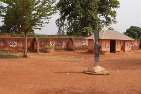 Palacios de Abomey