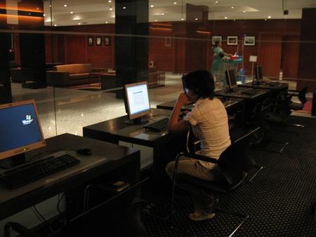 Internet en Hotel