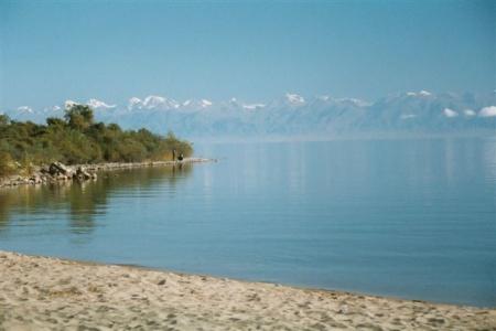 Lago Issyk Kul