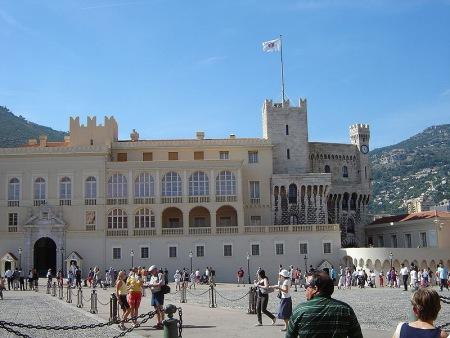 Palacio del Principe de Monaco