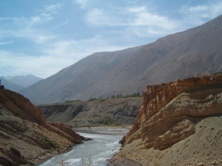 Valle del Zeravshan