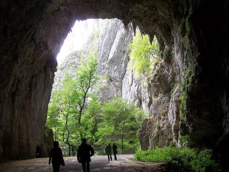 Cuevas Skocjan