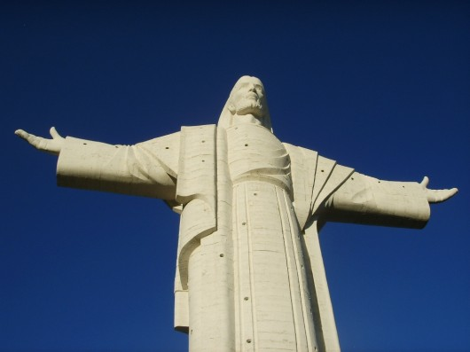 Cristo De La Concordia En Cochabamba Ser Turista