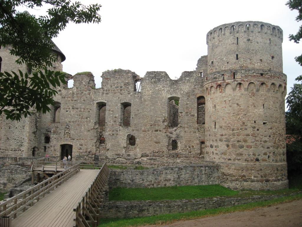 castillo cesis 5