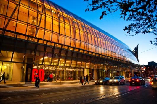Galería De Arte De Ontario Boletos: Galería De Arte De Ontario, Arte Canadiense E