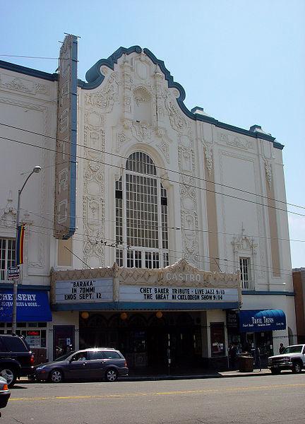 El teatro Castro acabó dando nombre a toda la zona