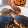 Pastel de Halloween con Calabaza y Chocolate