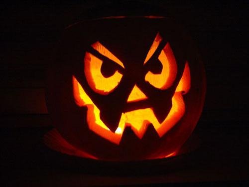 Calabazas para halloween - Calabazas pintadas para halloween ...
