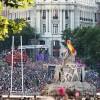 El día de orgullo invade Madrid de alegría