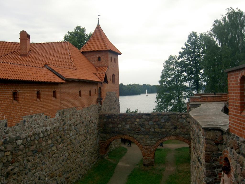 Castillo de Trakai 2