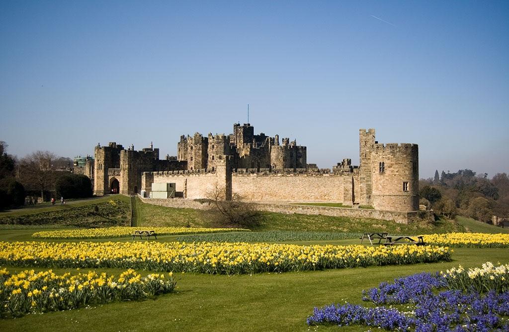 Castillo de Alnwick 1