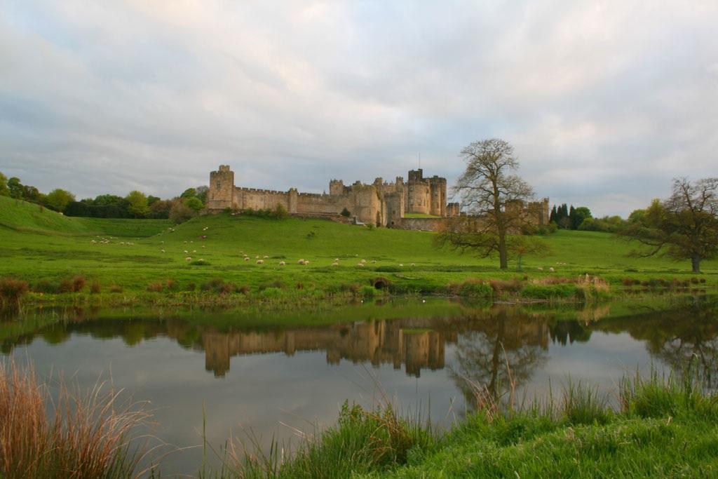 Castillo de Alnwick 2