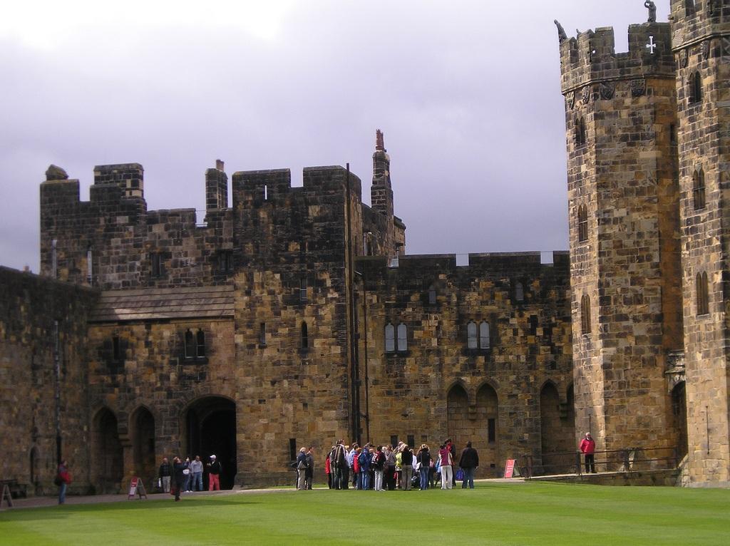 Castillo de Alnwick 4
