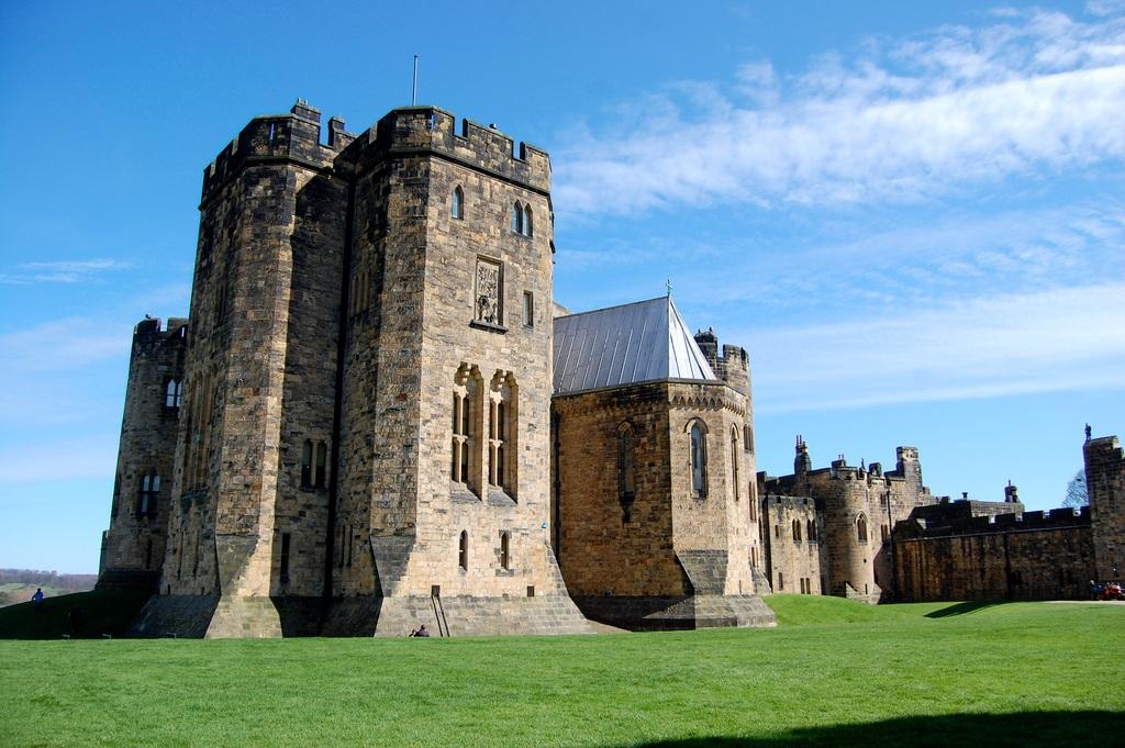 Castillo de Alnwick 5