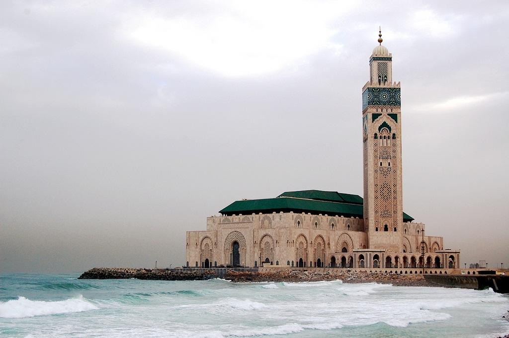 Mezquita Hassan II 1