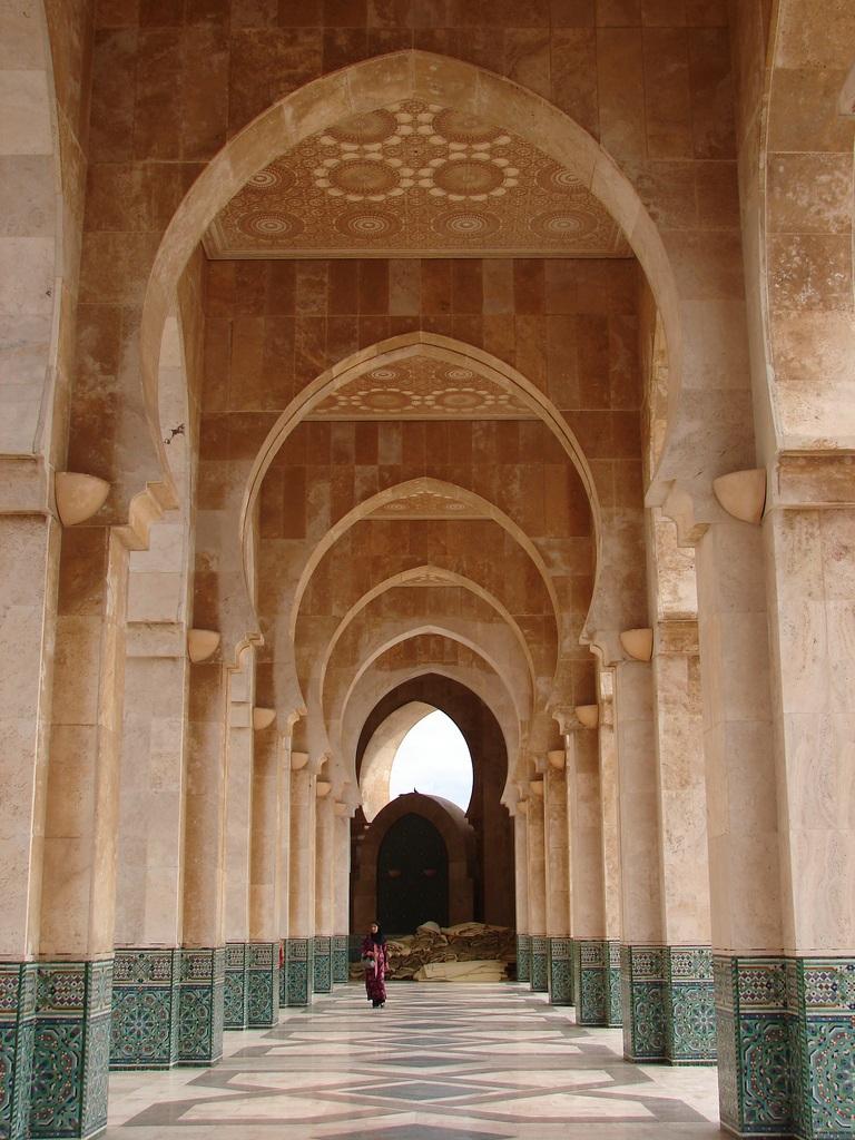 Mezquita Hassan II 3