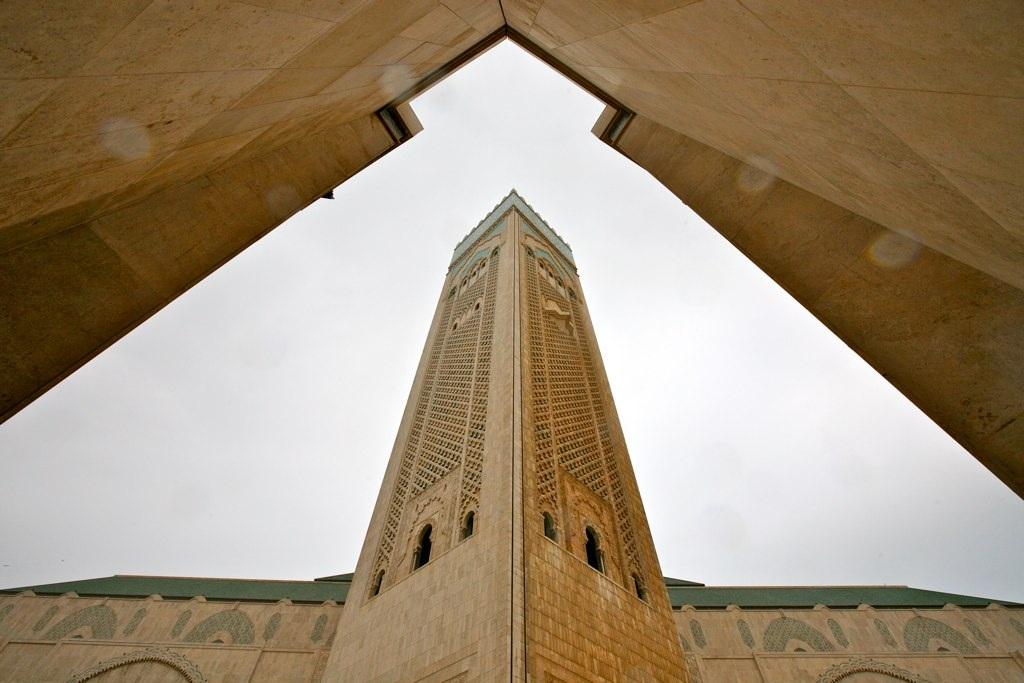 Mezquita Hassan II 4