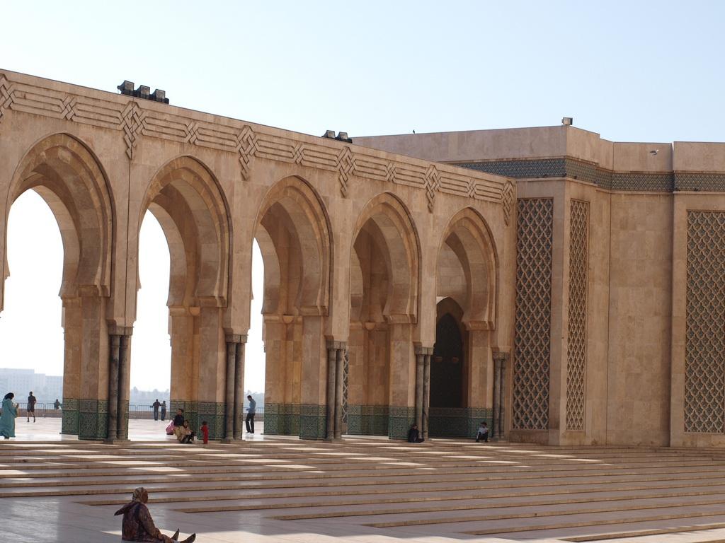 Mezquita Hassan II 5