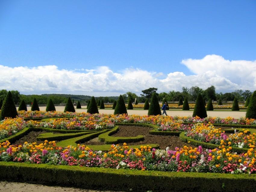 Los jardines más bellos. Jardines-de-Versalles-2-850x637