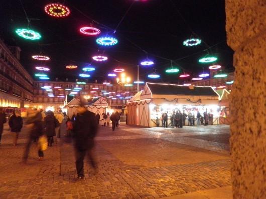 Luces mercados y belenes en la navidad de madrid ser - Mercado de navidad madrid ...
