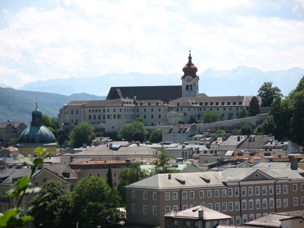 Monasterio Nonnberg 1