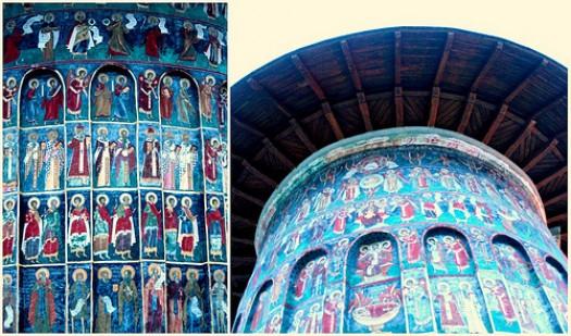 Resultado de imagen de monasterios de Bucovina