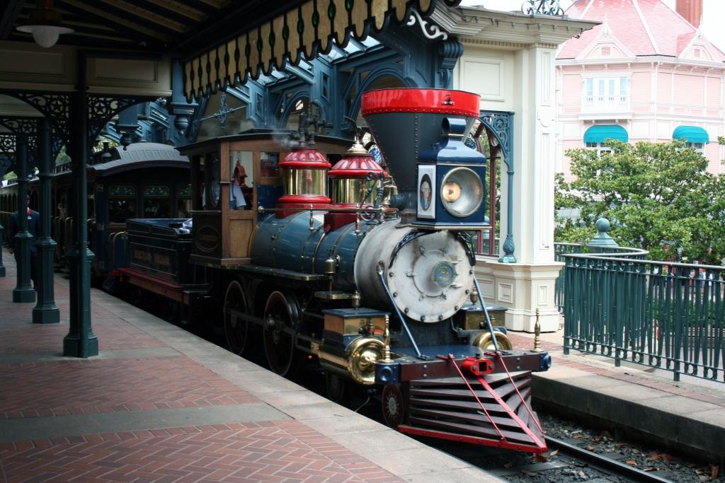 Parque Disneyland Paris 3
