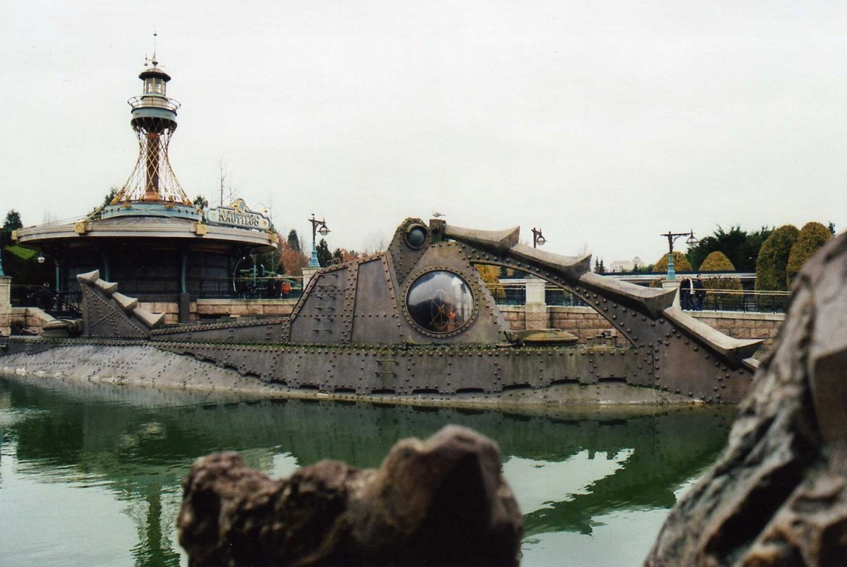 Parque Disneyland Paris 5