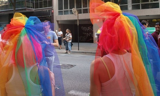 Barcelona y el mayor desfile gay del Mediterráneo