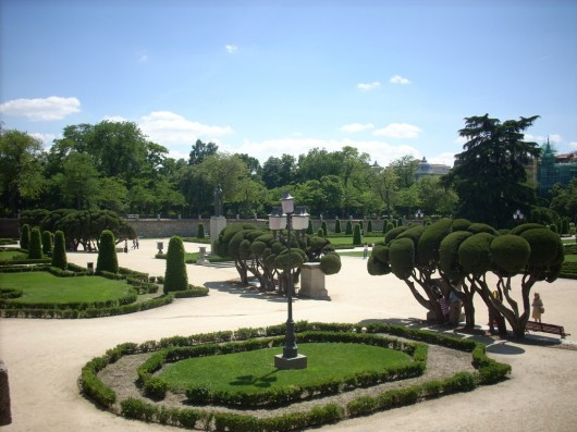 El famoso parque el retiro de madrid ser turista for Parques de madrid espana