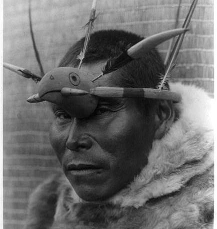 Máscara Esquimal
