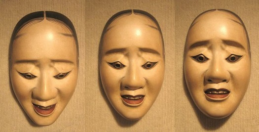 Máscara Nō