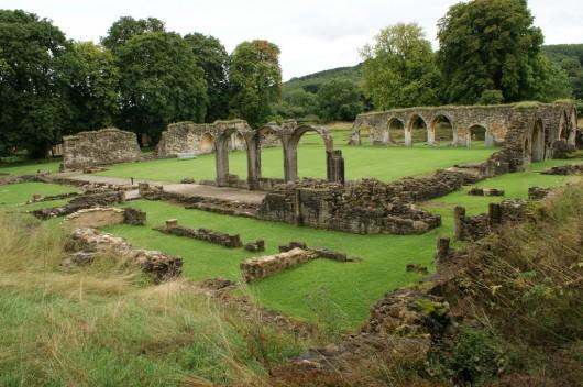 Abadia de Hailes 1