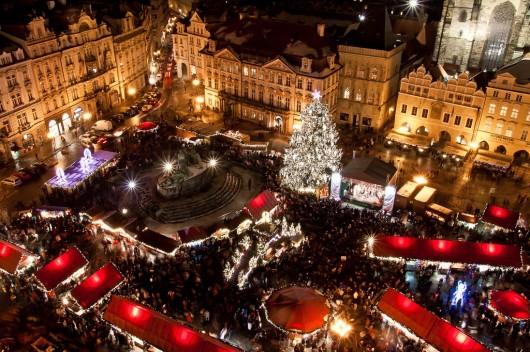 Mercados Navideños Praga 1
