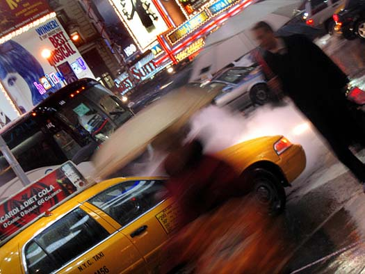 Taxi New York