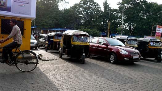 autorickshaw India