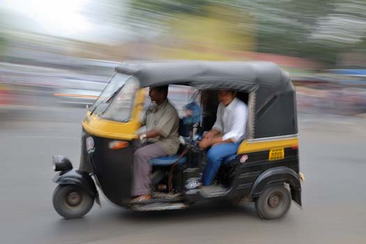 autorickshaw India