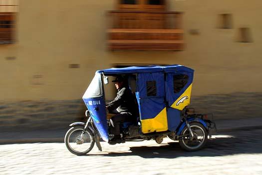 Taxi Perú