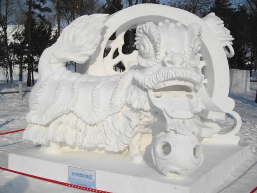 Festival del Hielo y la Nieve de Harbin 5